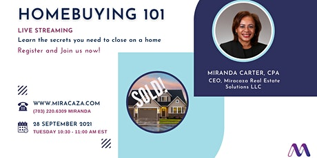 FREE First Time Home Buyer Seminar hosted by DMV Real Estate Broker tickets