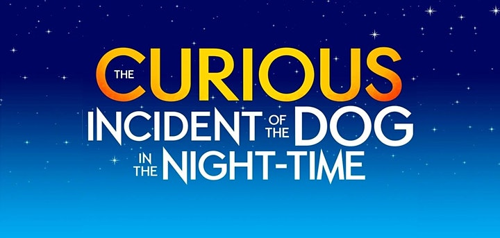 The Curious Incident of the Dog in the Night-Time (Friday 5/13, 7:00 pm) image