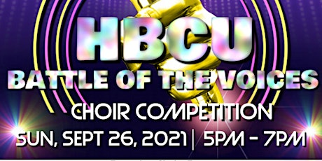 HBCU Battle of the Voices tickets