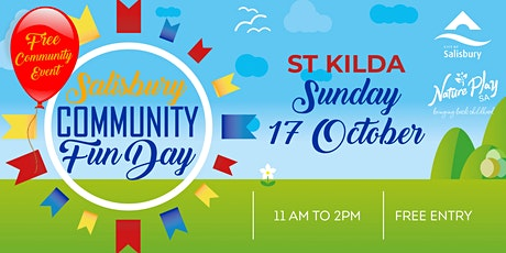 Salisbury Community Fun Day @ St Kilda tickets