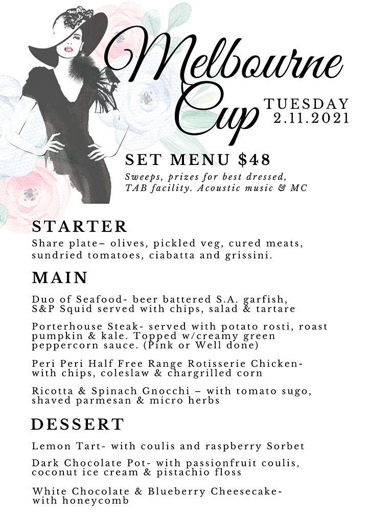 Melbourne Cup  at the Beach Hotel image