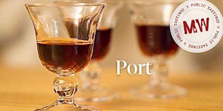 Port tickets