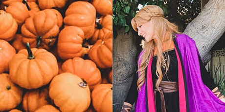 Princess Pumpkin Party tickets
