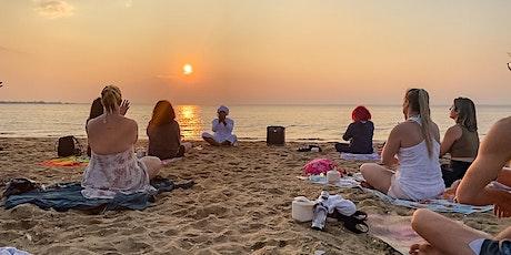 Beach Sound Bath & Kundalini Yoga tickets