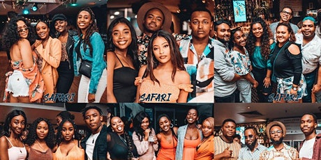 Safari On The Rooftop   Membership Party 2.0    AMAPIANO SUNSET tickets