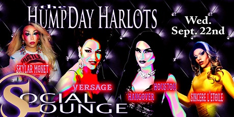 HDHarlots  the HumpDay Harlots are back for another exciting Drag Show tickets
