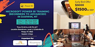 Microsoft Power BI Training (Beginners to Advanced) in Darwin, NT