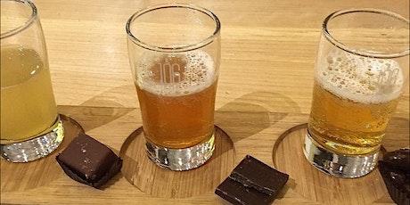 Chocolate Pairing Adventure Series - Beer & Chocolate #2 tickets