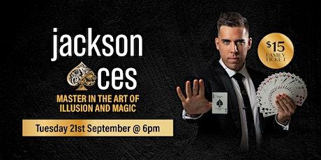 Jackson Aces - Wenty Leagues Online Zoom Event billets