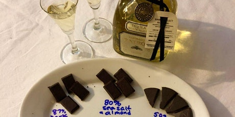 Chocolate Pairing Adventure Series - Tequila & Chocolate #1 tickets