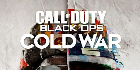 MRCC School Holiday -Call of Duty Cold War Competition (MA15+) (Online) tickets