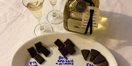 Chocolate Pairing Adventure Series - Tequila & Chocolate #2 tickets