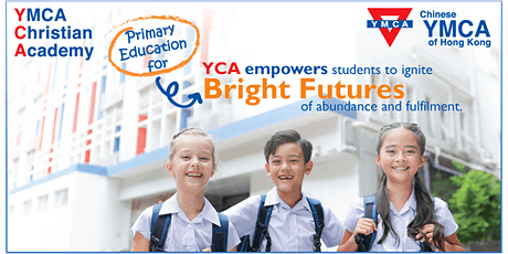 YMCA Christian Academy (YCA) Admissions Info Session tickets