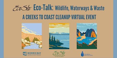 ECOSLO Eco-Talk: Wildlife, Waterways & Waste tickets
