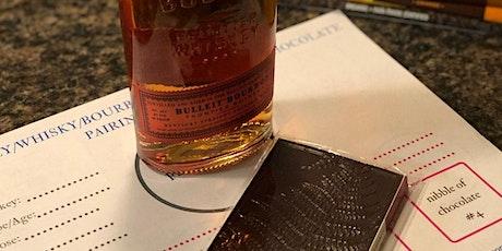 Chocolate Pairing Adventure Series - Whiskey/Scotch/Bourbon & Chocolate #2 tickets
