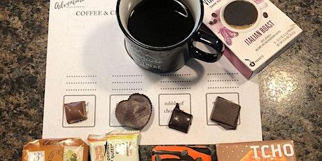 Chocolate Pairing Adventure Series - Coffee & Chocolate #1 tickets