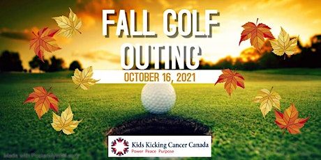 Fall Golf Outing tickets