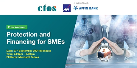 CTOS x AXA & Affin Bank: Protection and Financing for SMEs tickets