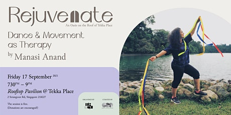 Rejuvenate | Dance & Movement as Therapy tickets