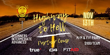 Highway to Hell Pairs Competition tickets