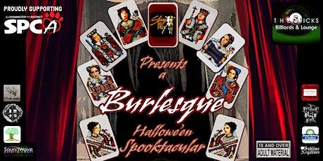 Slay the Night presents Burlesque: A Hallowe'en Spooktacular tickets