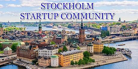 Stockholm's Biggest Business, Tech & Entrepreneur Networking Event tickets