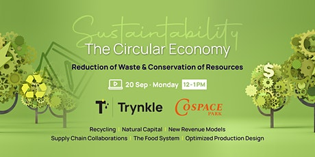 The Circular Economy tickets