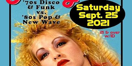 Funkytown!  70s Disco & Funk .vs. 80s Pop & New Wave tickets