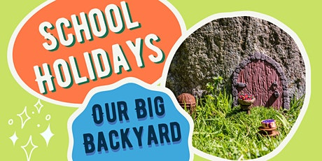 October School Holidays: Nature Wands & Faerie Doors - Seaford Library tickets