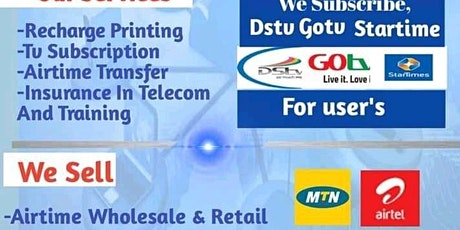 Youths empowerment and telecommunication training tickets