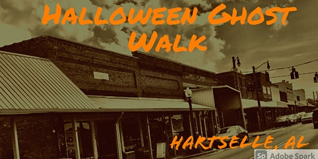 Hartselle Haunted Halloween Ghost Walk and Paranormal Investigation tickets