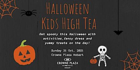 Halloween Kids High Tea 2021 tickets