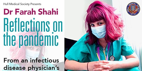 Reflections of an ID Physician and Researcher on the Pandemic tickets