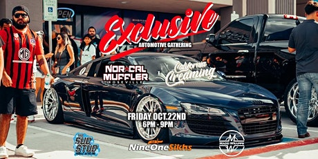 Exclusive Automotive Gathering NorCal Muffler/California Creaming Collab tickets