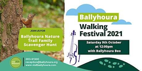 Ballyhoura Nature Trail Family Scavenger Hunt tickets