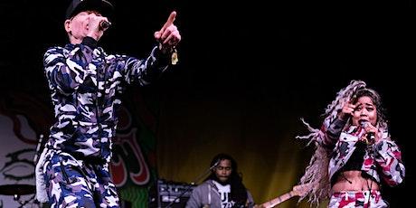 The KING YELLOWMAN Show: featuring K'reema & The Sagittarius Band tickets
