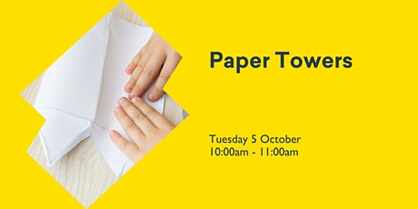 Paper Towers tickets