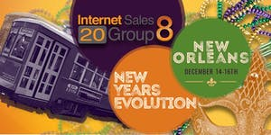 Internet Sales 20 Group 8 New Orleans : New Year's...