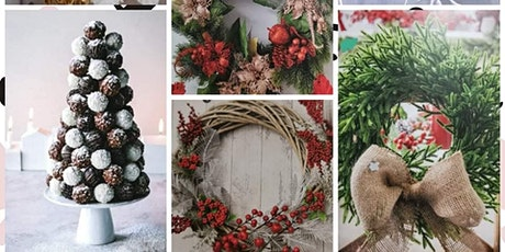 Willows and Wild Valley Christmas Wreath and Chocolate Day tickets