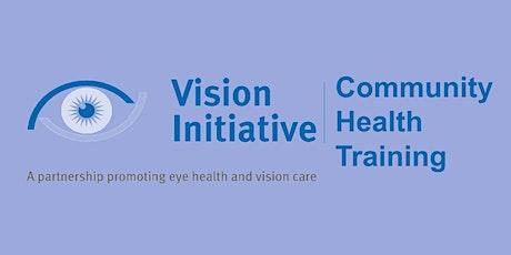 Eye Health Webinar - North Regional Victoria tickets