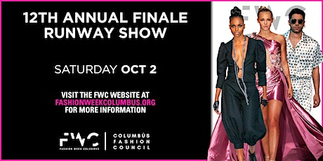 12th Annual Finale Runway Show tickets