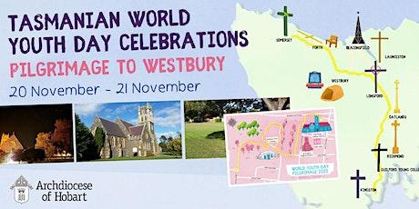 Tasmanian World Youth Day  Celebration- Pilgrimage to Westbury tickets