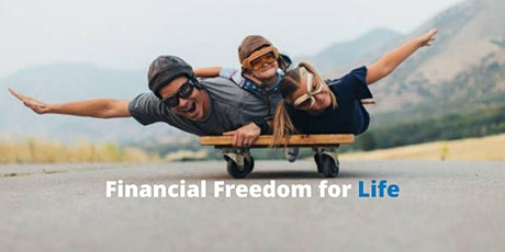 Normadian Financial Freedom for Life tickets