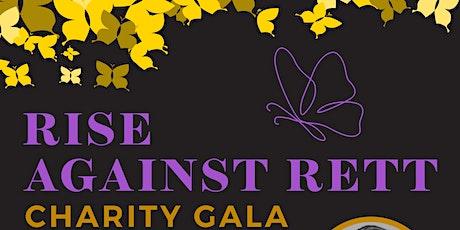 RISE against RETT Gala tickets