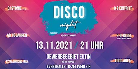 DISCO NIGHT in Eutin Tickets