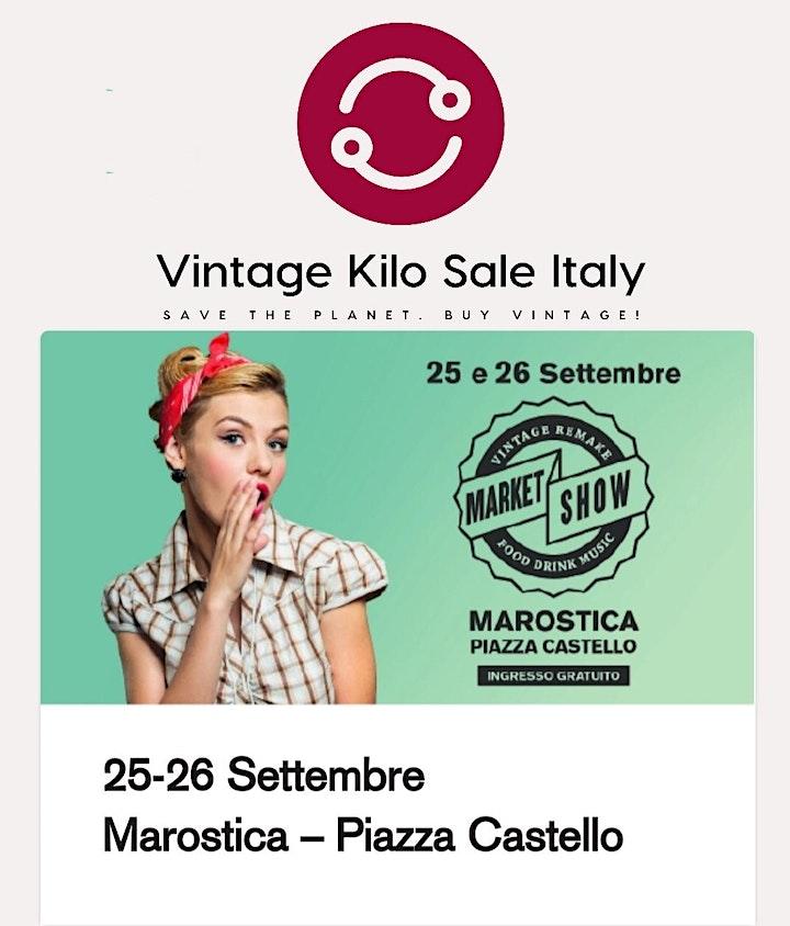 Immagine Vintage Kilo Sale Italy  - Marostica (VI)  Piazza del Castello