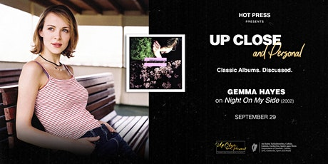 Gemma Hayes - Up Close and Personal - Dublin tickets