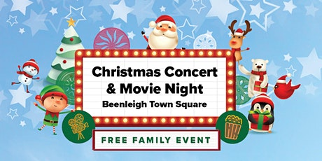 Christmas Concert and Movie Night at Beenleigh Town Square tickets