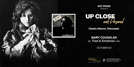 Mary Coughlan  - Up Close and Personal - Dublin tickets