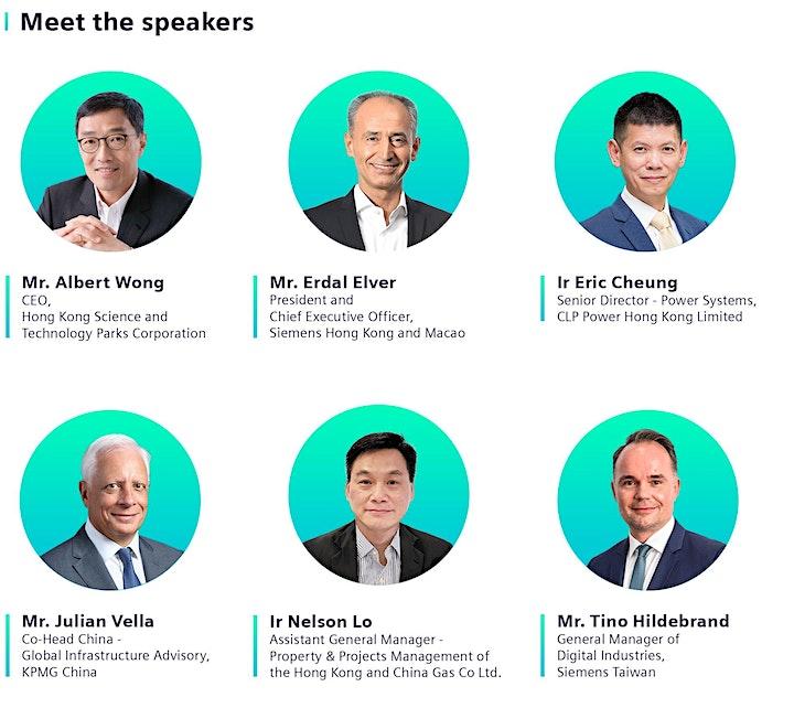 Siemens Smart City Forum 2021 image